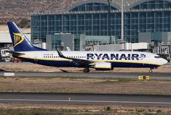EI-DHN - Ryanair Boeing 737-800
