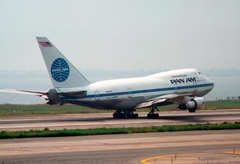 N533PA - Pan Am Boeing 747SP