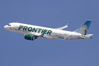 N305FR - Frontier Airlines Airbus A320