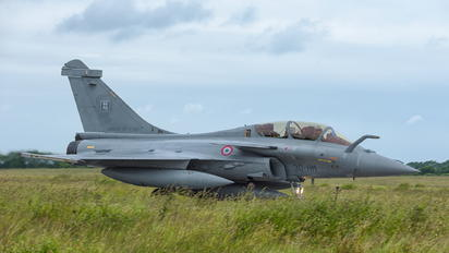 318 - France - Air Force Dassault Rafale C