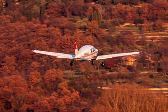 I-APCE - Private Piper PA-28 Cadet