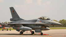 FA-107 - Belgium - Air Force General Dynamics F-16AM Fighting Falcon aircraft