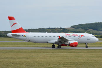 D-ABZA - Austrian Airlines/Arrows/Tyrolean Airbus A320