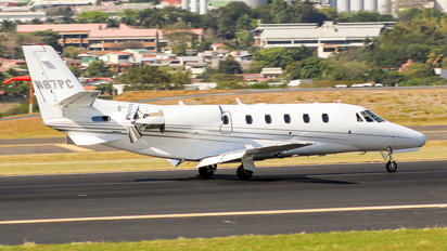 N67PC - Private Cessna 680A Latitude