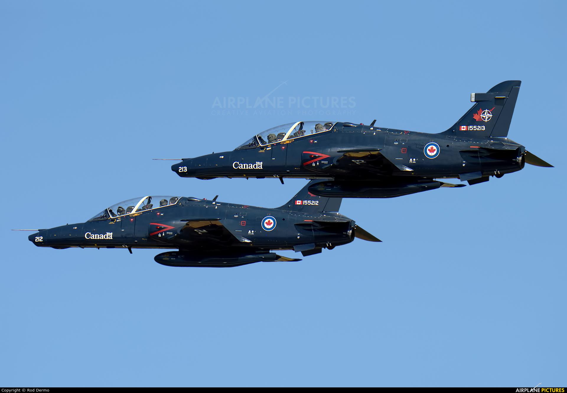 Canada - Air Force 155213 aircraft at London  Intl, ON