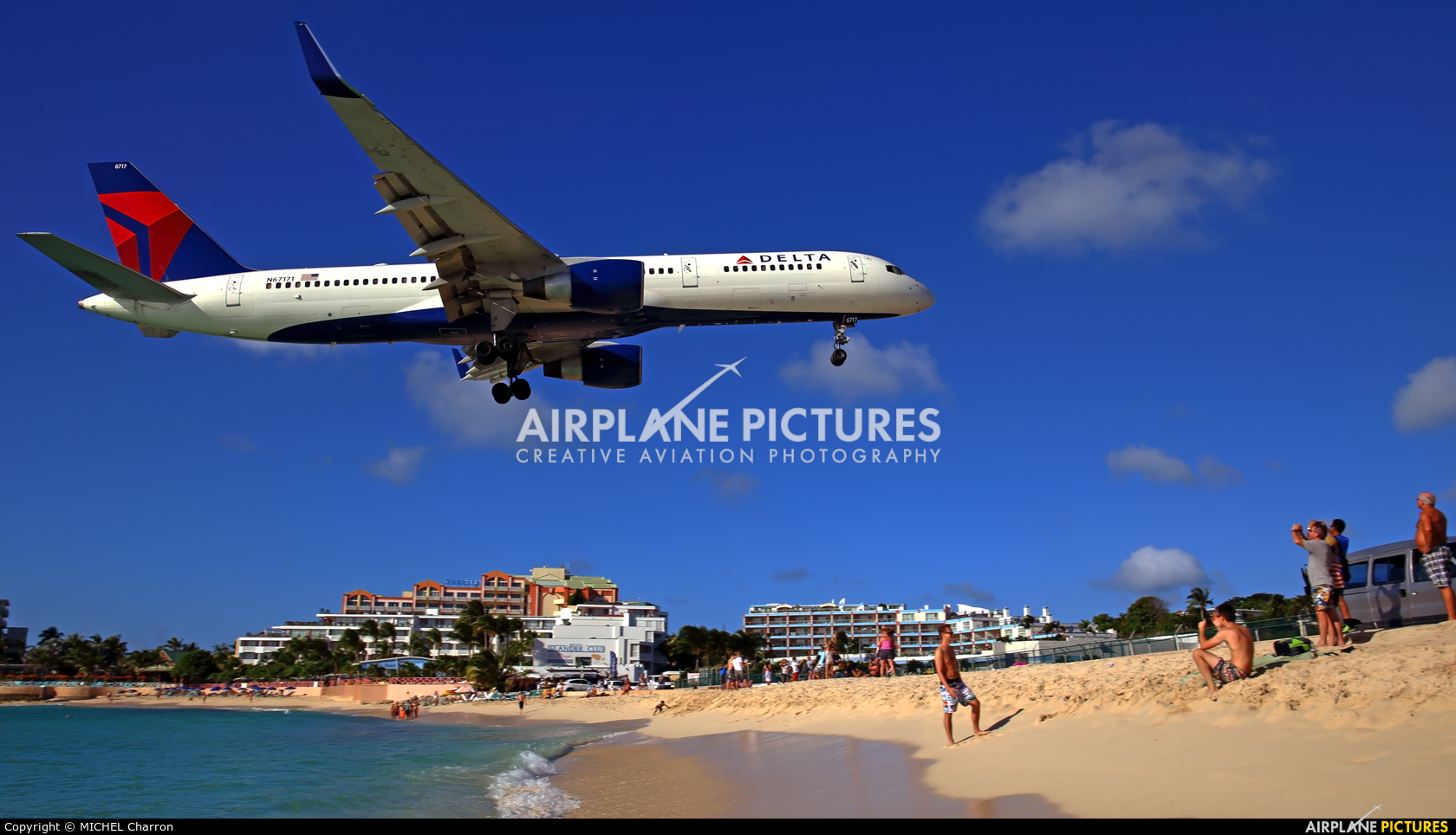 Delta Air Lines N67171 aircraft at Sint Maarten - Princess Juliana Intl