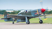 G-SHWN - Private North American P-51D Mustang aircraft