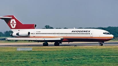 YU-AKM - Aviogenex Boeing 727-200