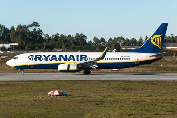 EI-DHG - Ryanair Boeing 737-800