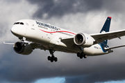 N961AM - Aeromexico Boeing 787-8 Dreamliner aircraft