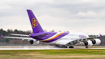 HS-TUF - Thai Airways Airbus A380 aircraft