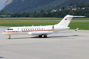 14-04 - Germany - Air Force Bombardier BD-700 Global 5000