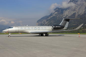 M-PLUS - G650 Management Ltd. Gulfstream Aerospace G650, G650ER