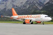 G-EZDX - easyJet Airbus A319 aircraft