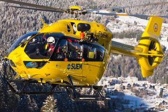 I-SUEM - Babcok M.C.S Italia Airbus Helicopters EC145 T2