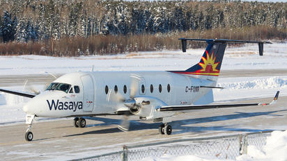 C-FQWA - Wasaya Airways Beechcraft 1900D Airliner