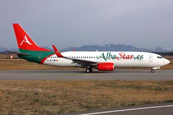 EC-MTV - AlbaStar Boeing 737-800