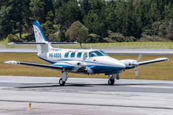 HK-4800 - Helijet Cessna 303 Crusader