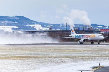 LZ-BHG - Balkan Holidays Air Airbus A320