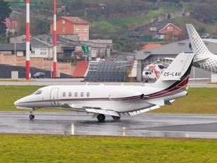 CS-LAU - NetJets Europe (Portugal) Cessna 680A Latitude