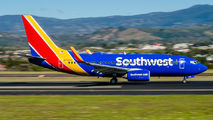N7708E - Southwest Airlines Boeing 737-700 aircraft