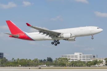PT-MVG - Undisclosed Airbus A330-200