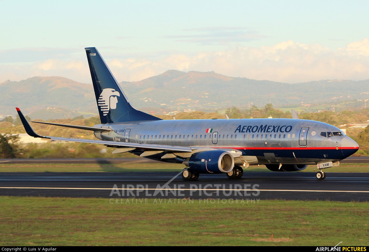Aeromexico | Boeing 737-700 | XA-NAM | Las Vegas McCarran