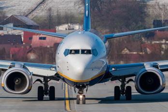 EI-FIO - Ryanair Boeing 737-800
