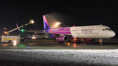 HA-LXI - Wizz Air Airbus A321