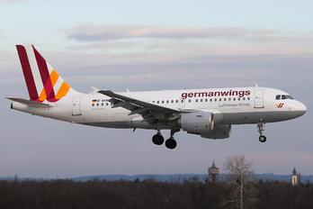 D-AKNP - Germanwings Airbus A319