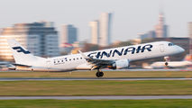 OH-LKG - Finnair Embraer ERJ-190 (190-100) aircraft