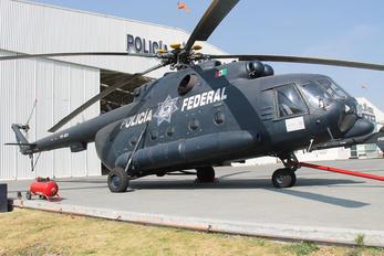 PF-201 - Mexico - Police Mil Mi-17