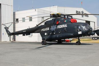 PF-202 - Mexico - Police Mil Mi-17-1V