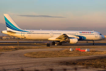 VP-BWO - Yamal Airlines Airbus A321