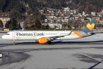 G-TCDN - Thomas Cook Airbus A321