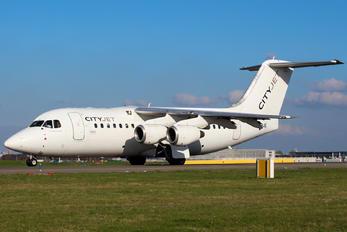 EI-RJE - CityJet British Aerospace BAe 146-200/Avro RJ85