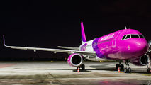 HA-LWS - Wizz Air Airbus A320 aircraft