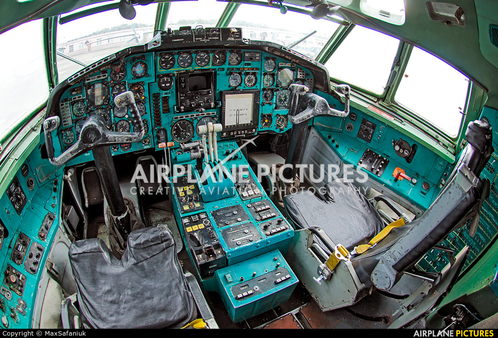 Aeroflot CCCP-85122 aircraft at Off Airport - Belarus