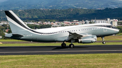 M-KATE - Private Airbus A319 CJ