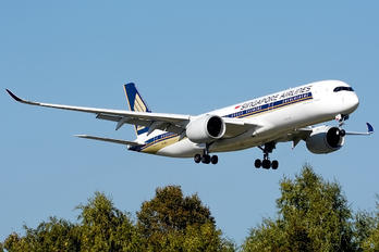 0V-SMJ - Singapore Airlines Airbus A350-900