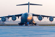 CB-8004 - India - Air Force Boeing C-17A Globemaster III aircraft