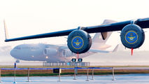 CB-8004 - India - Air Force Boeing C-17A Globemaster III aircraft