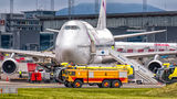 Wamos Air Boeing 747-400 EC-KQC at Bergen - Flesland airport