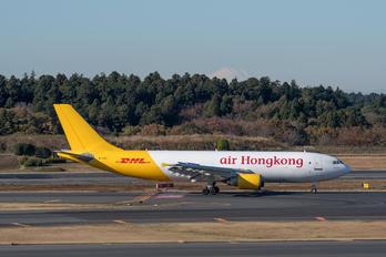 B-LDG - Air Hong Kong Airbus A300F4-605R