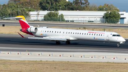 EC-LOJ - Air Nostrum - Iberia Regional Canadair CL-600 CRJ-1000