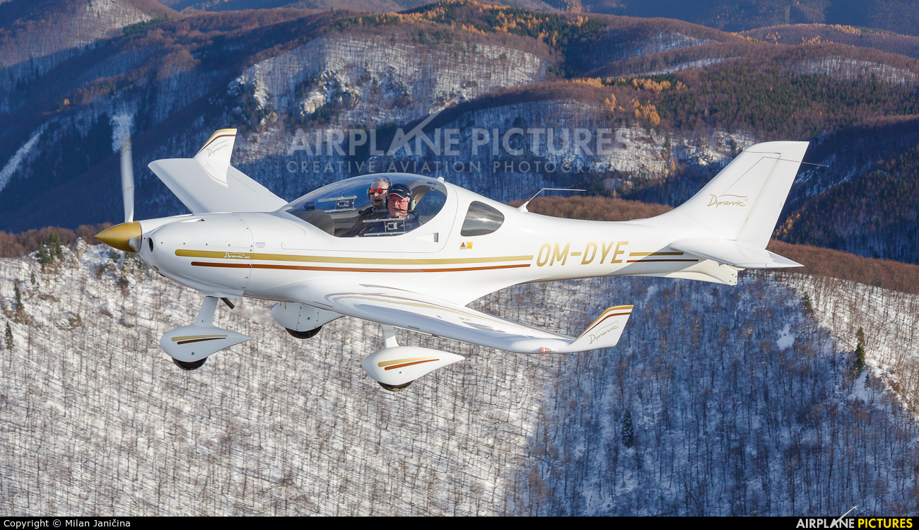 Aerospool OM-DYE aircraft at In Flight - Slovakia