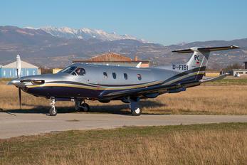 D-FIBI - Private Pilatus PC-12