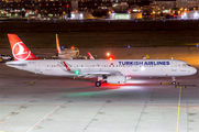 TC-JTI - Turkish Airlines Airbus A321 aircraft
