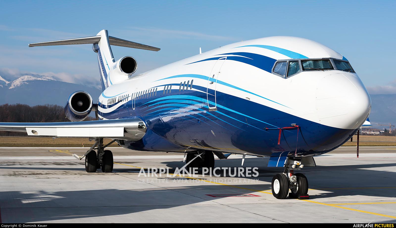 Starling Aviation M-STAR aircraft at Geneva Intl