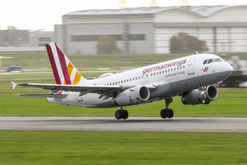 D-AGWW - Germanwings Airbus A319